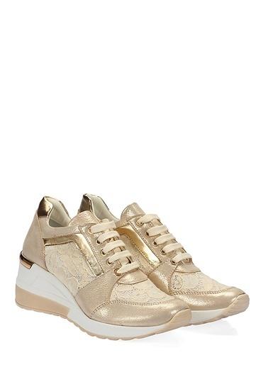 İnci Sneakers Bej